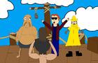 Shark Week - A Good Enough Cartoon