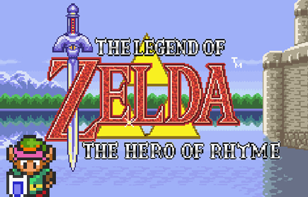 The Legend of Zelda – The Hero of Rhyme