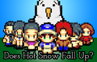 Does Hot Snow Fall Up?