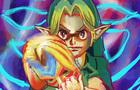 Zelda Majoras Mask Promo