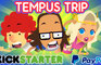 FIRST LOOK at Tempus Trip- The Series