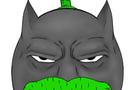 BATMAN KICK THE WEEDS ASS