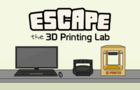 Escape The 3D Printing Lab