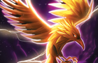 Zapdos Painting