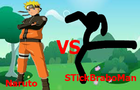 StickBraboMan vs Naruto #3