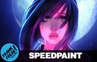 BROKEN HEARTED - Speedpaint