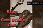 Escape from Count Orlok's castle