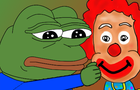 Pepe Clown Fighter