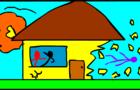 Stickman House