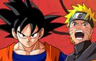 Dragon Ball VS Naruto CR: Vegeta