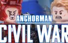 LEGO Anchorman: Civil War