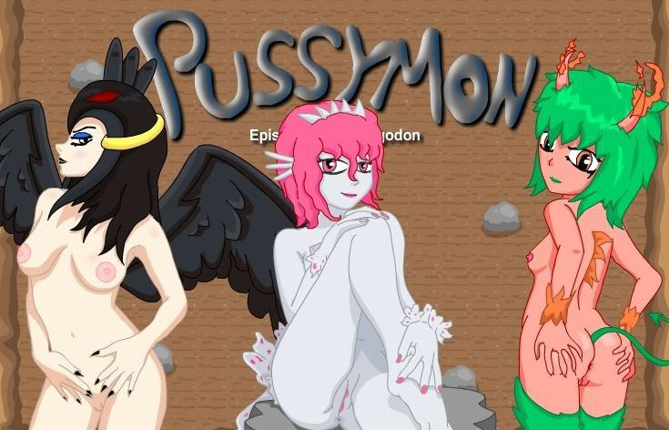 newgrounds pussymon
