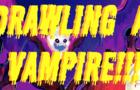 Drawling A Vampire - Speedpaint