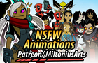 Miltonius Arts NSFW Animation Trailer