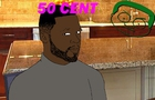 Staring Contest Championship: 50 cent & NORE