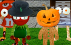 Snack Town Halloween Special