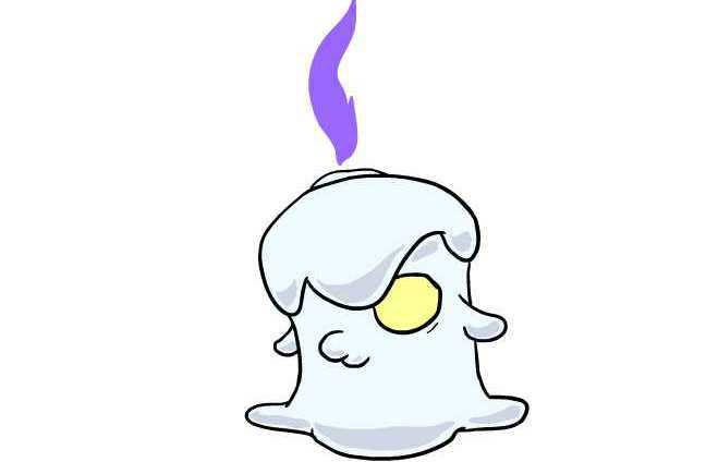Pokemon Evolution Clip Litwick To Lampent To Chandelure