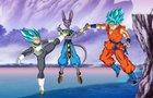 Goku and Vegeta vs Beerus [unfinished]