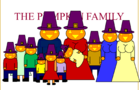 The Pumpkin Family: Fireworks