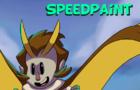 Owlboy Speedpaint