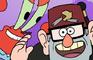 Grunkle Stan VS Mr Krabs