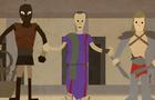 Spartacus: Bloody Sandz