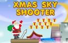 Xmas Sky Shooter