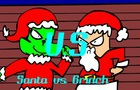 Santa VS The Grinch