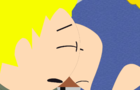 Tweek x Craig YAOI kisses South Park