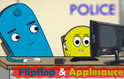 Flipflop and Applesauce: Crime Fighters