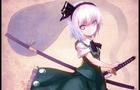 youmu sword animation (re)