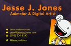 Jesse J. Jones – Animation Reel (2017)