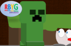 Tea Cup - There's a Creeper in my House! (Minecraft Animation)