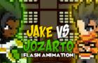 Ultimate Dragon Ball: Jozarto's Spar [Complete].
