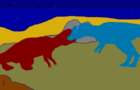 Giganotosaurus vs Tyrannotitan