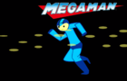 Megaman Classic run and Blaster shot