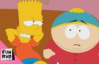 Bart Simpson vs Eric Cartman