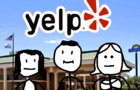 Yelp Review w/ Stickman the Comedian