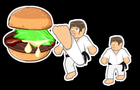 Karate Burger | Salt Chef