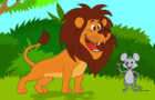The Lion and the Mouse - Toonzee TV