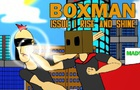 Boxman Issue 1: Rise and Shine!!!