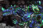 Repair Dino Robot - Ceratosaurus
