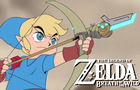 Zelda Breath of the Wild Anime Commercial
