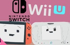 Nintendo switch vs Wii U (Parody)