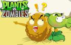 Plants vs. Zombies Animation : Prison on fire