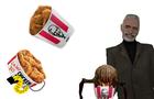 Half-Life 2 Headcrab - Colonel Sanders???