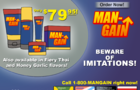 ManGain Hair Growth Formula