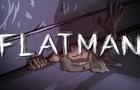 flatman (inspired in deep dark fears) FANART