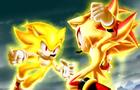 Gotta go fast! [ Quick Sonic Animation. ]