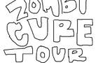 Zombi cure tour live